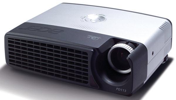 Offerta projector  acer  modello pd 113p su TrovaUsati.it