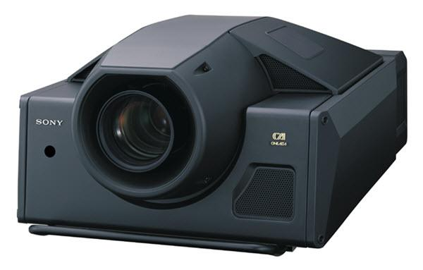 Sony SRX-R105 Projector