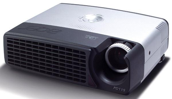 Acer PD115 Projector