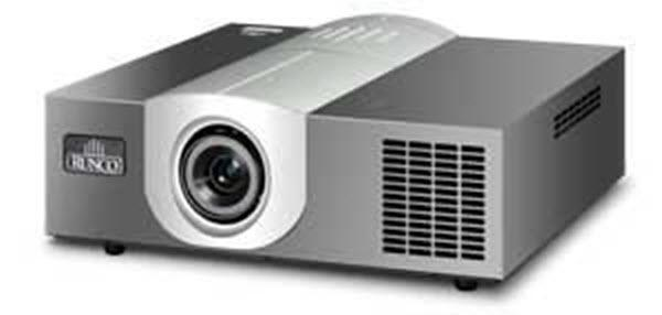 Runco Platinum Edition VX-1000d Projector