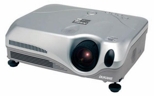 Dukane ImagePro 8914 Projector