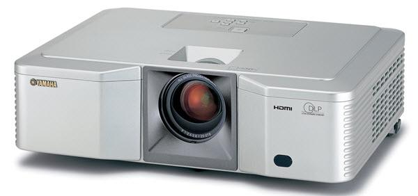 Yamaha DPX-830 Projector