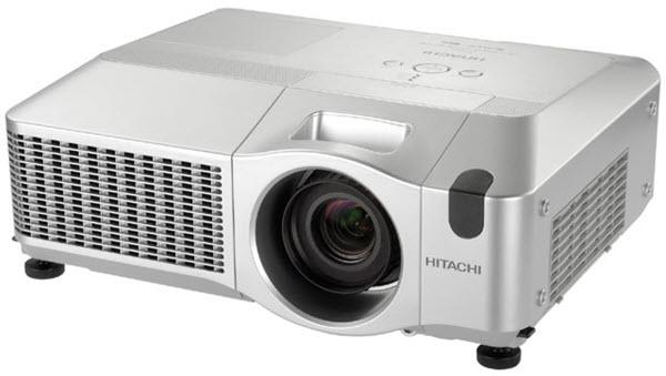 Hitachi CP-X605 Projector