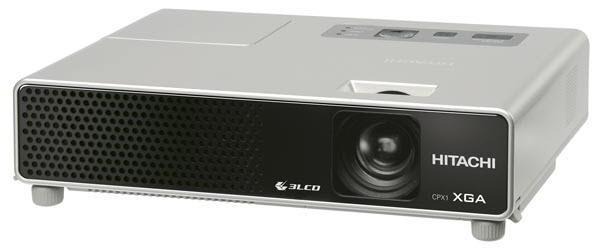 hitachi projectors hitachi cpx1 3 lcd projector rh projectorcentral com Hitachi TV Remote Manual Hitachi LCD Projector