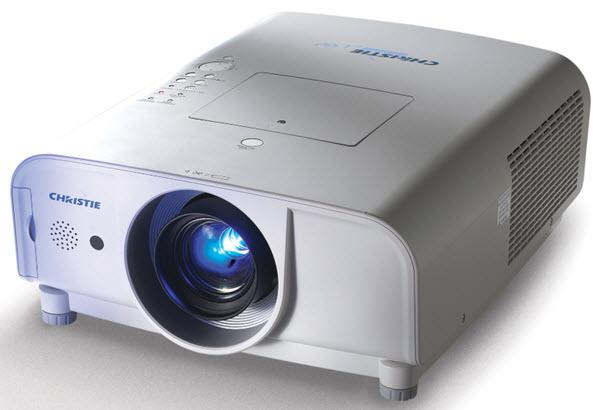 Christie LX450 Projector