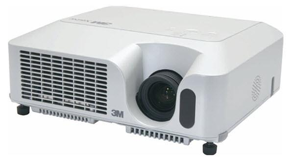 3M X62w Projector