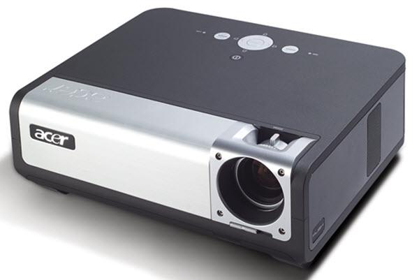 Acer PW730 Projector