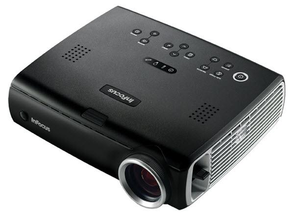 InFocus IN35W Projector