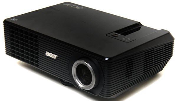 Acer X1160 Dlp Projector Specs