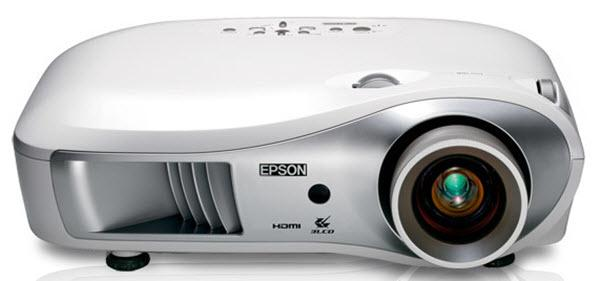 Epson PowerLite Home Cinema 1080 UB Projector