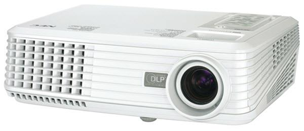 nec np100 projector manual