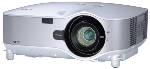 NEC NP3151W Projector