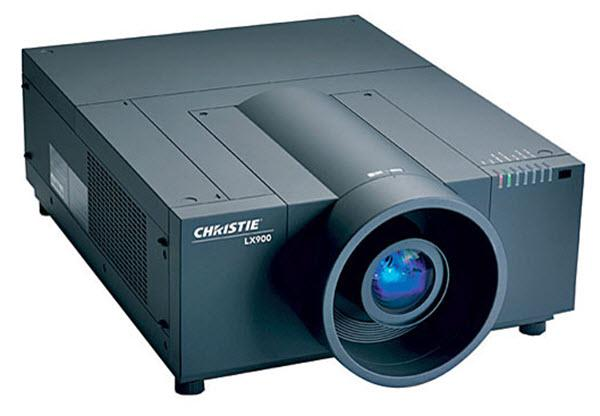 Christie LX900 Projector