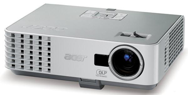 Acer P3150 Projector