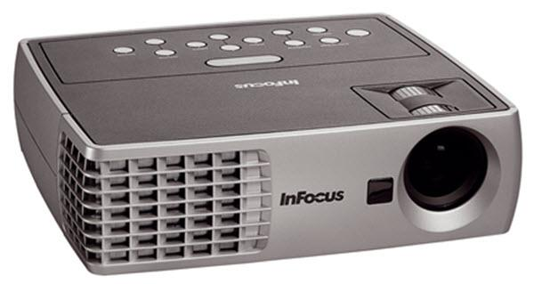 InFocus IN1100 Projector