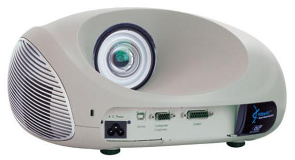 3M Super Close Projection System SCP712 Projector