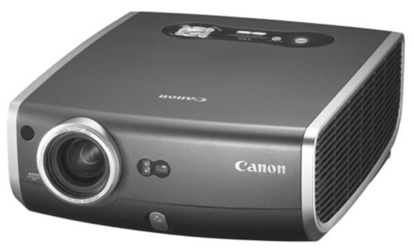 Canon XEED SX7 Projector