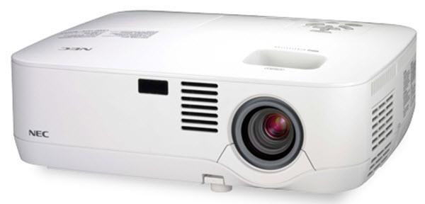 NEC NP500W Projector
