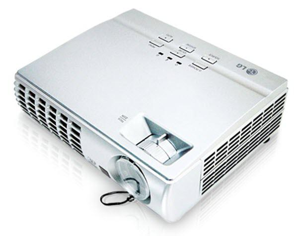 LG DS325 Projector