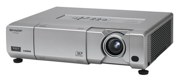 Sharp PG-D3750W Projector