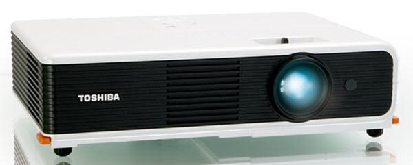 Toshiba wx200 Projector