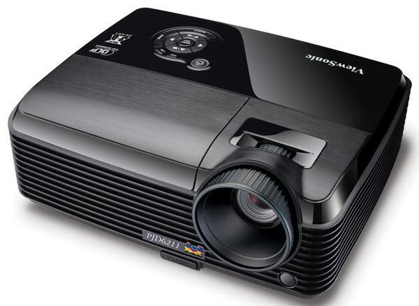 Viewsonic Projectors Viewsonic Pjd6211 Dlp Projector border=