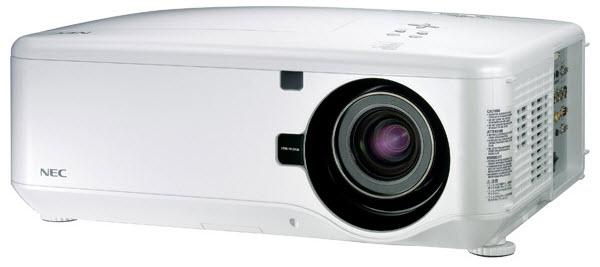 NEC NP4100W Projector