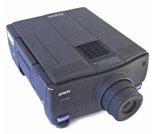Epson ELP-3300 Projector