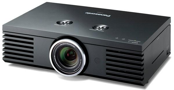 Panasonic AE4000 -- Home Theater Projector Review