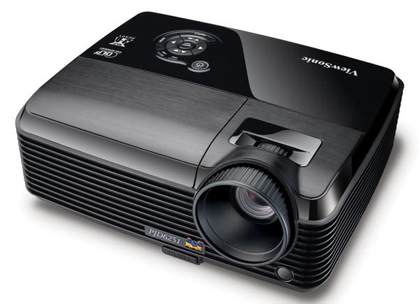 ViewSonic PJD6251 Projector