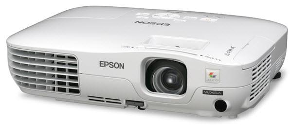 Epson Europe EB-W8 Projector