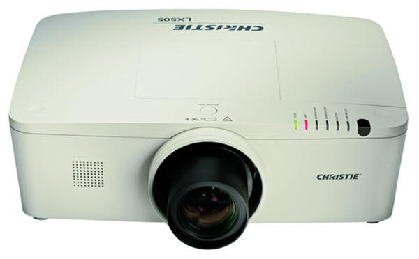 Christie LX505 Projector