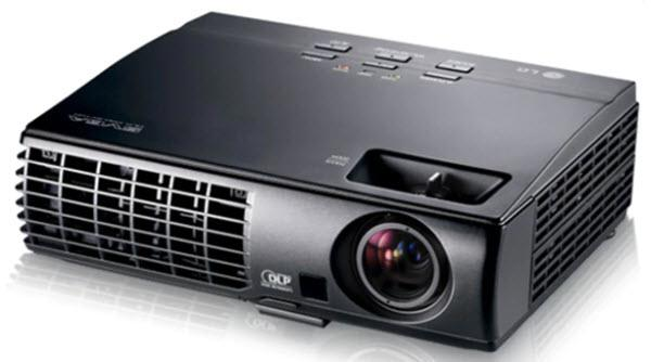 LG DS325B Projector