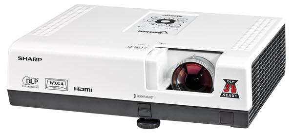 Sharp PG-D2870W Projector