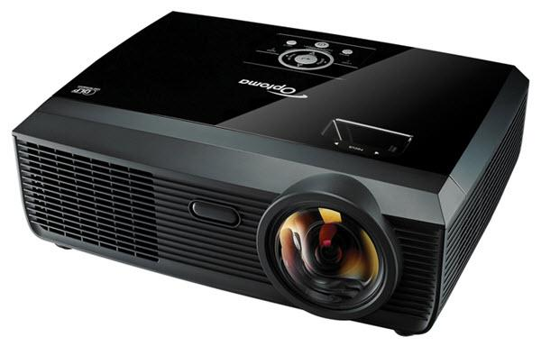 Optoma EW610ST Projector