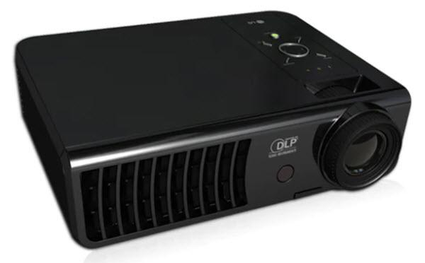 LG BX324 Projector