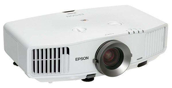 Epson PowerLite Pro G5650WNL Projector