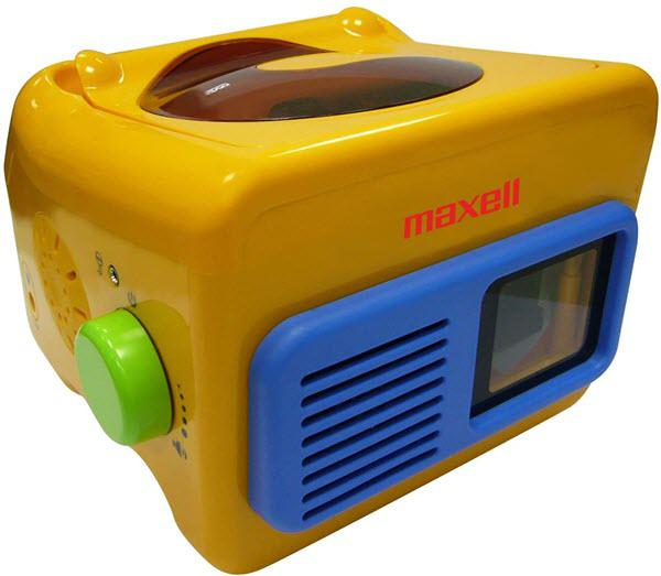 Maxell Kid's DVD Projector Projector