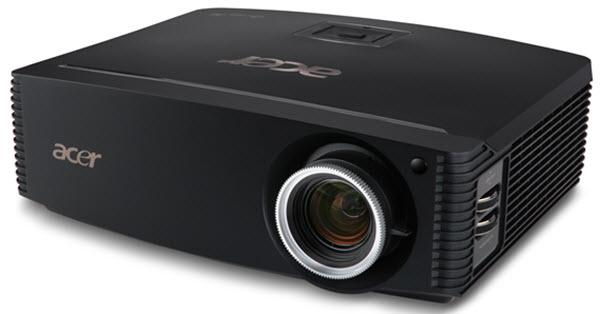Acer P7203 Projector