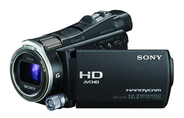 Sony HDR-PJ10 Projector