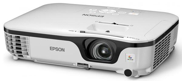 Epson Europe EB-X12 Projector