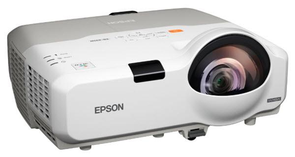Epson Europe EB-435W Projector