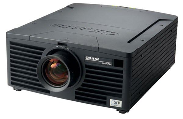 Christie DHD675-E Dual Lamp Projector