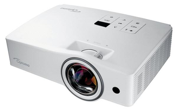 Optoma ZX212ST Projector
