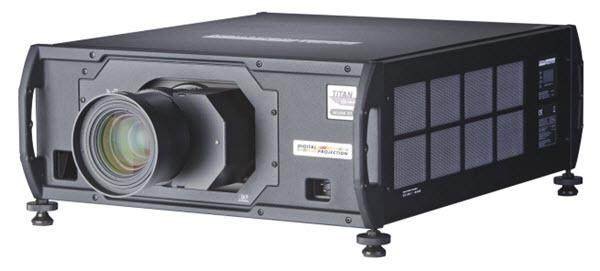 Digital Projection TITAN sx+ Quad 2000 3D Projector