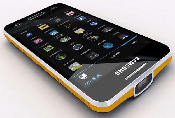 Samsung Galaxy Beam Smartphone Review