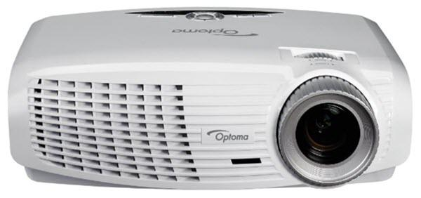 Optoma HD25-LV Home Video Projector Review