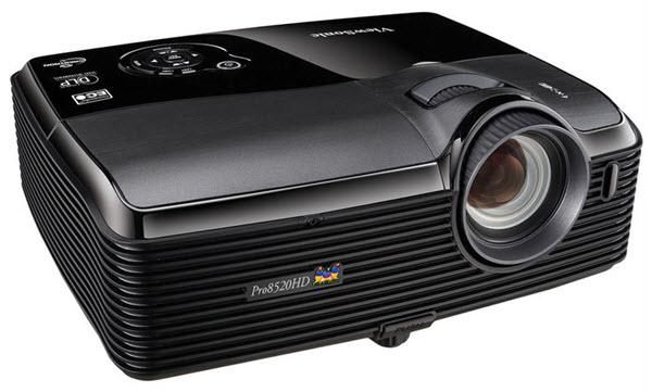 ViewSonic Pro8520HD Projector
