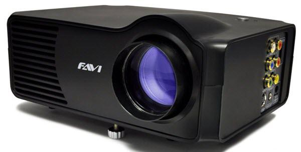 FAVI RioHD-LED-3 Projector