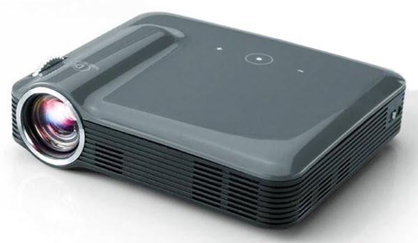Brookstone Pocket Projector Pro Projector
